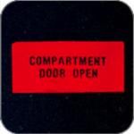 消防車用バーロックシャッター開放検出システム